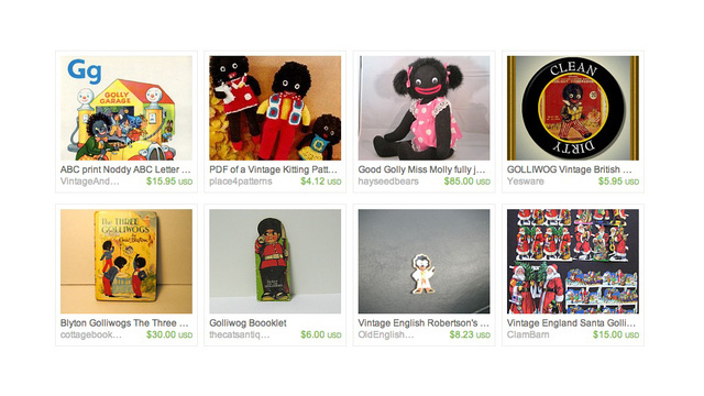 Why Is Etsy Still Profiting from Racist 'Nostalgia'?