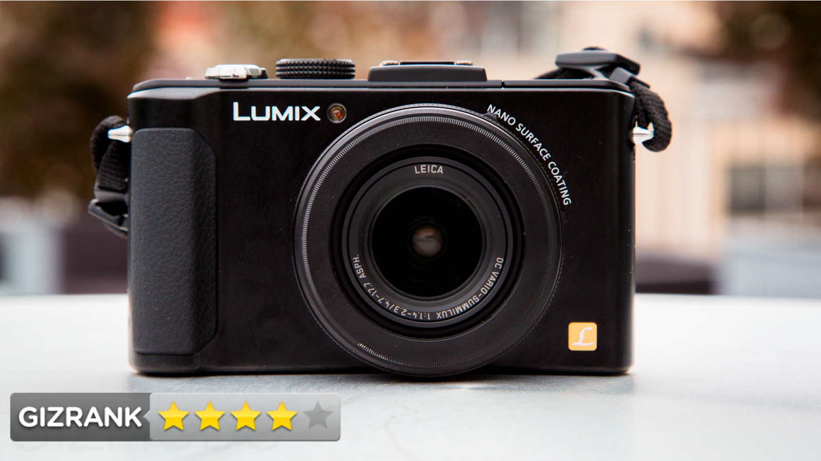Panasonic Lumix DMC-LX7 Review: Lovely Point-And-Shoot For Control Freaks
