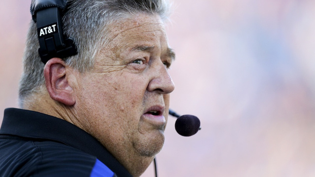 Charlie Weis Does Not Want Kansas's Student Newspaper Asking Him Questions