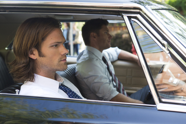 Supernatural Promo Photos Ep. 8.4