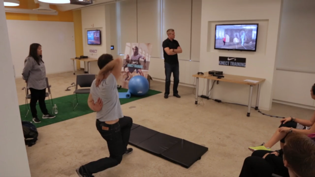 Nike+ Kinect Training Hands On: Some Serious Home Exercise