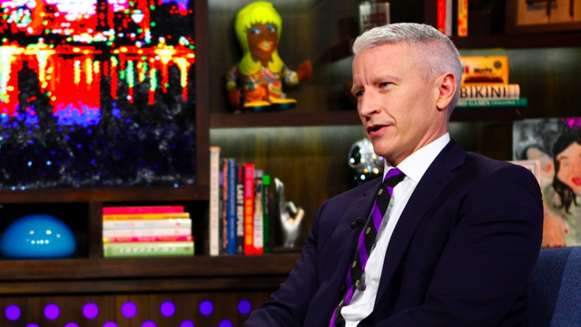 Anderson Cooper Pulling Dazed Viewers from the Oprah Diaspora
