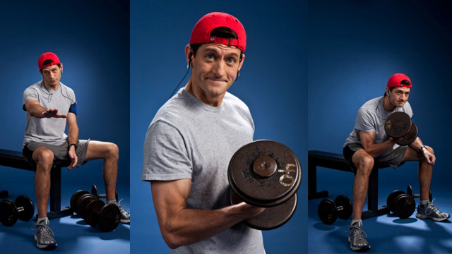 Paul Ryan Has Already Lost the Debate Based on These Workout Photos