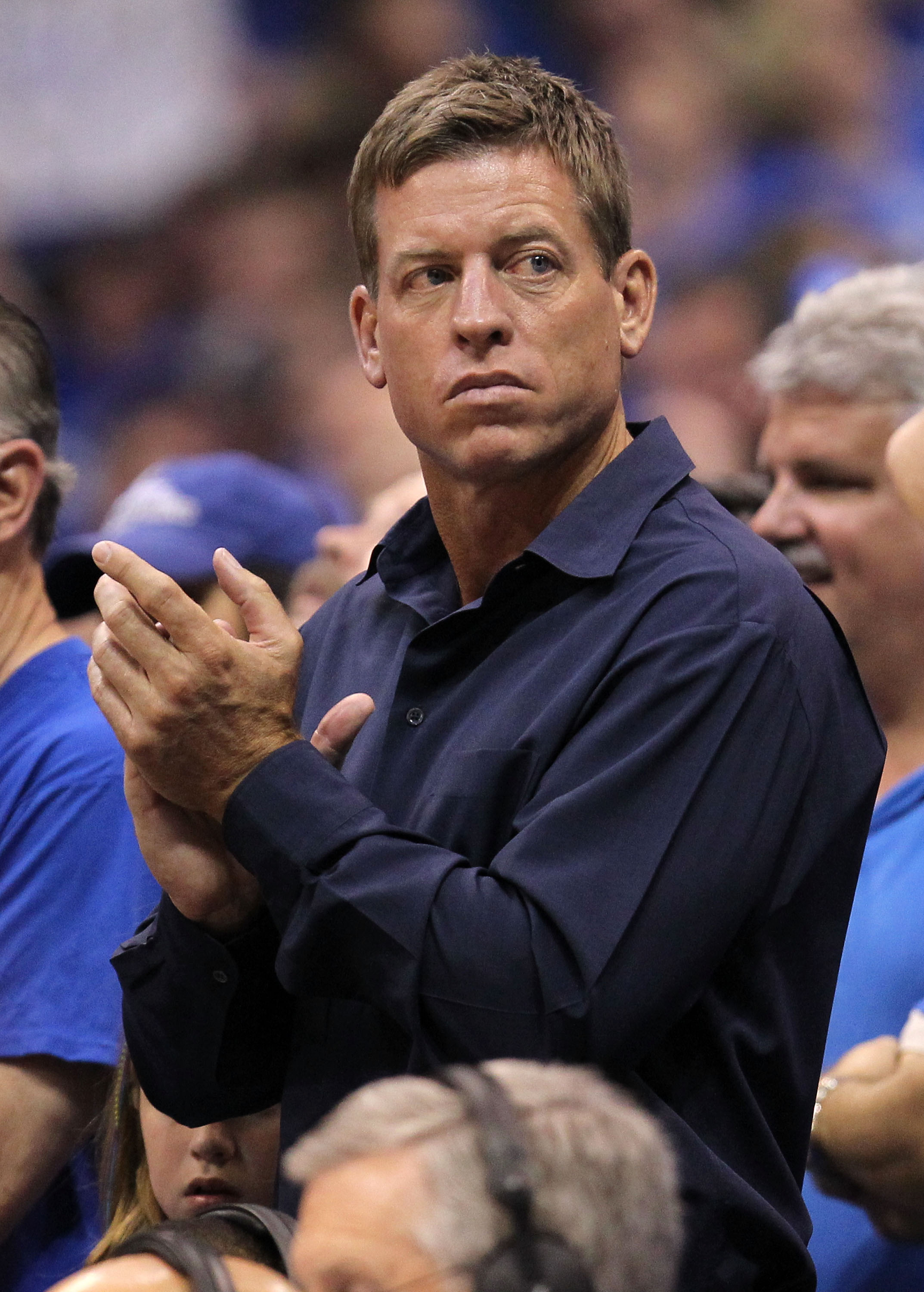 Troy Aikman Calls Dallas Fans A Bunch Of Bandwagoners