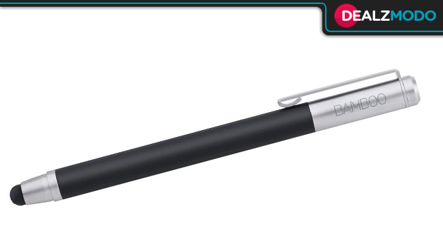 This Wacom Stylus Is Your Keep-Your-Greasy-Fingers-Off-My-Tablet Deal of the Day