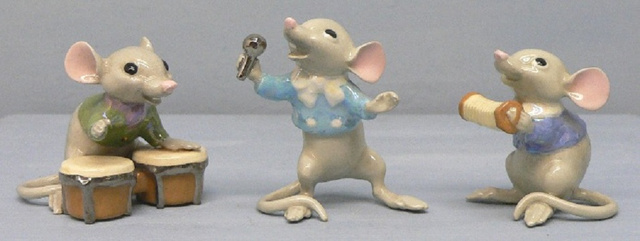 Mice can learn to sing together in harmony