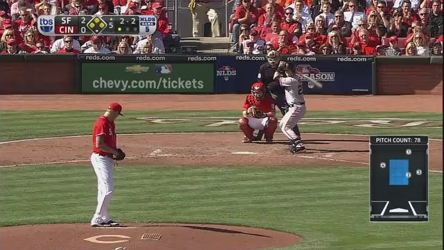 Reds Catcher Ryan Hanigan Couldn't Bear To Watch Buster Posey's…