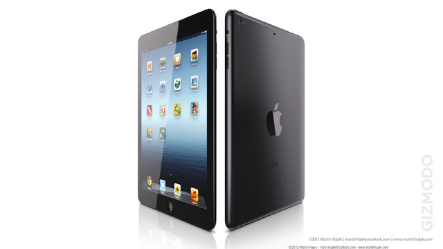 iPad Mini To Be Announced October 23rd, Says All Things D