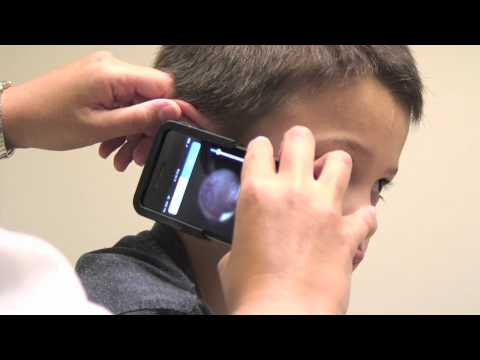 Click here to read Using Your iPhone To Detect Ear Infections Also Keeps the Doctor Away