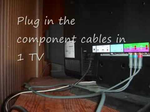 Click here to read Create an Xbox Dual Display by Using Both Component and Composite Cables
