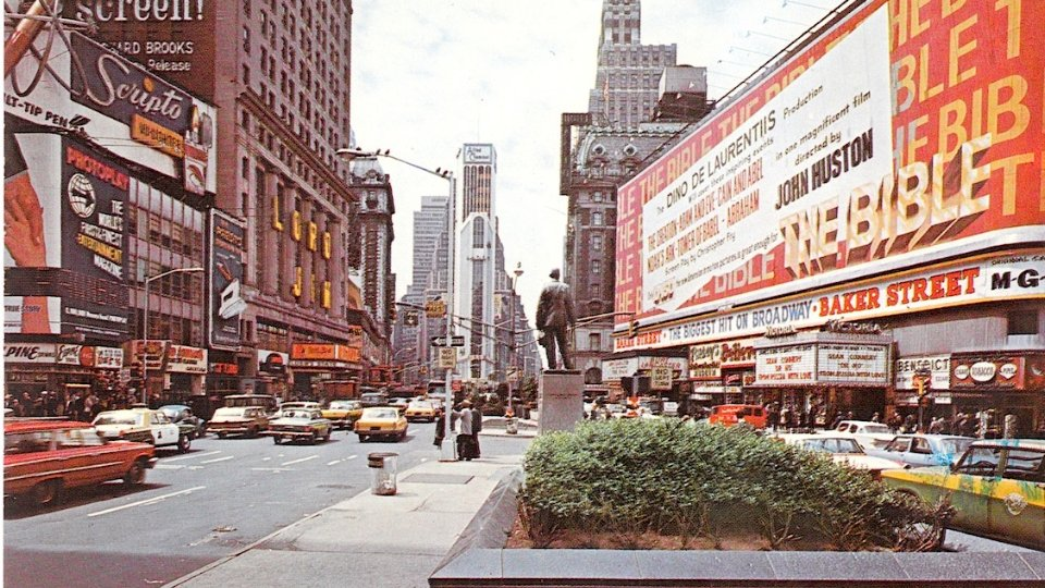 Click here to read How NYC Transformed Times Square Into a Cultural Icon