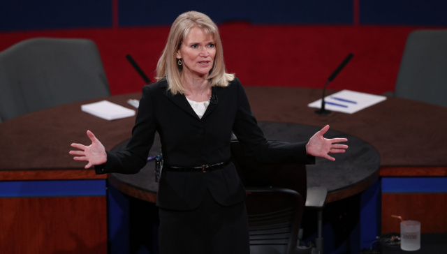 Chamillionaire Says Martha Raddatz Debate Shout Out Made His Night, Tells Her to 'Keep it Gangsta'