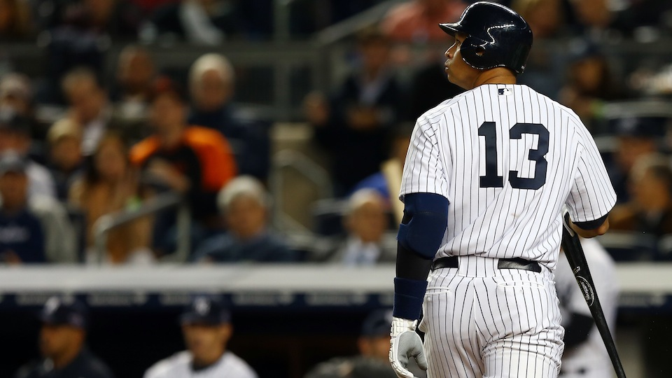 Alex Rodriguez Benched For Game 5: Where Do The Yankees Go From…
