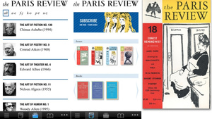 Photoset, The Paris Review, and More