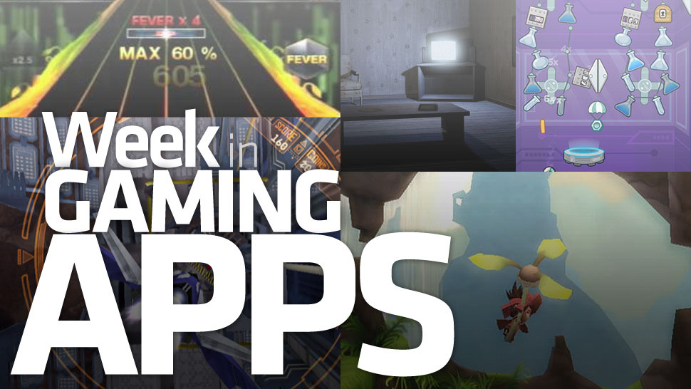 What Are <em>Zaxxon</em> and <em>Breakout</em> Doing in The Week in Gaming Apps?