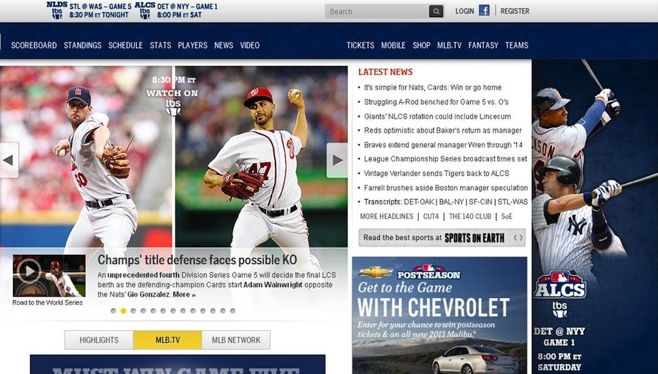 MLB.com Has Already Penciled In The Yankees For An ALCS Appeara…