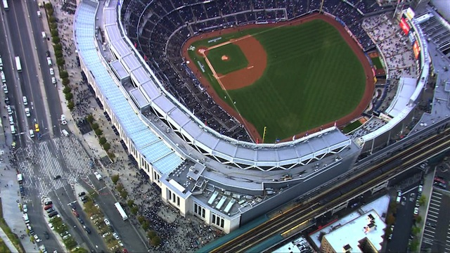 Yankee Stadium Was Rather Sparsely Populated A Few Minutes Befo…