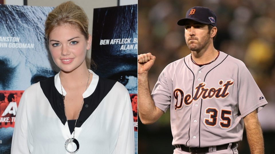 "Justin Verlander And Kate Upton Are A ""Good-Looking Pair,&…"