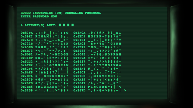 Get All the Fallout 3 Terminal Hacking Action You Want, When You Want It