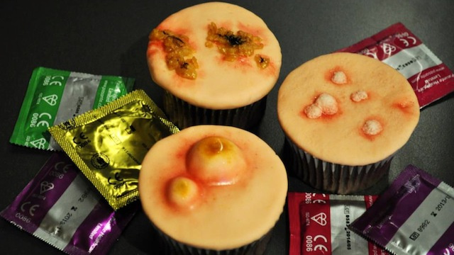 STD cupcakes could cure the worst sugar craving