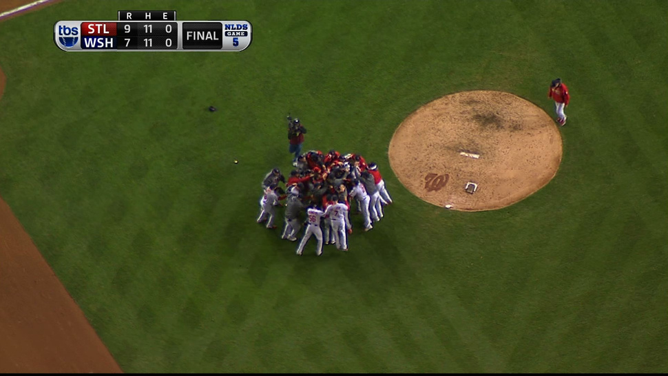 OK, Seriously, What The Hell Just Happened: The Cardinals Are Headed To The NLCS