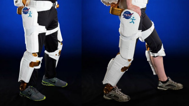 NASA's Inventing In Style with Awesome Robot Pants