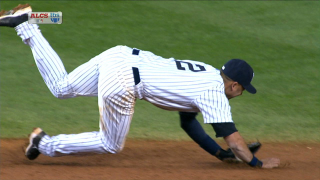 Derek Jeter Fractures Ankle, Is Done For Season, And The Yankee…