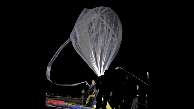 First Human Supersonic Space Jump: Live Coverage