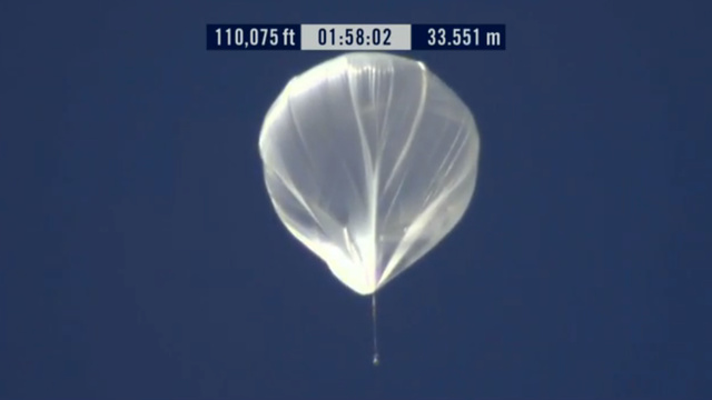 Supersonic Space Jump: Full Coverage