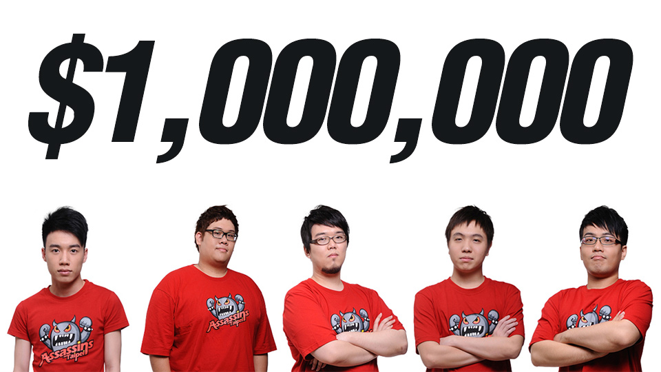 Click here to read These Gamers Won $1 Million Over the Weekend
