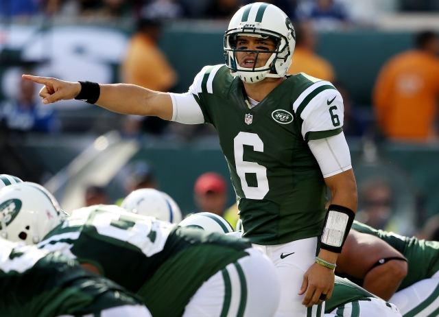 Mark Sanchez Silenced Tebow Supporters While Throwing For The T…