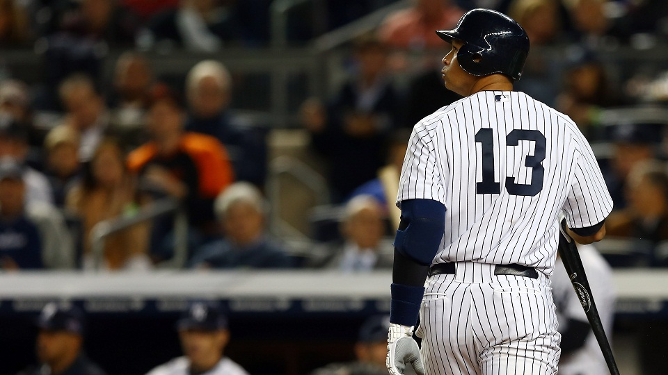 "The Many, Many Tweets Referring To Alex Rodriguez As ""Fag,…"