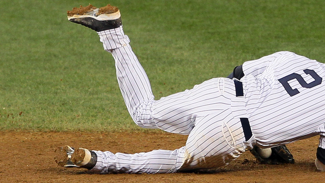 Yankees: Derek Jeter's Injury Tied To Steroid Use. No, Seriously.