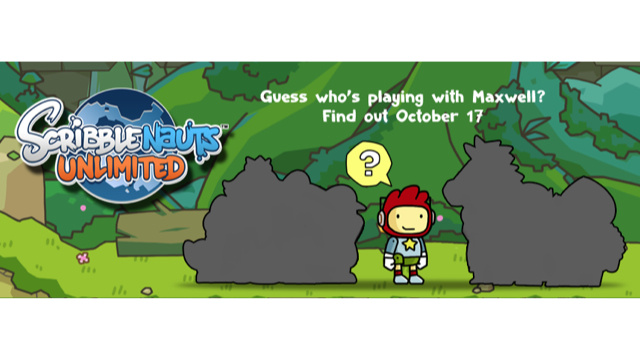 My Best Guesses For This Scribblenauts Tease Involve Nintendo Characters. Yours?
