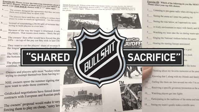 Inside A Secret NHL Focus Group: How A Top GOP Strategist Is Helping Hockey Owners Craft Their Lockout Propaganda