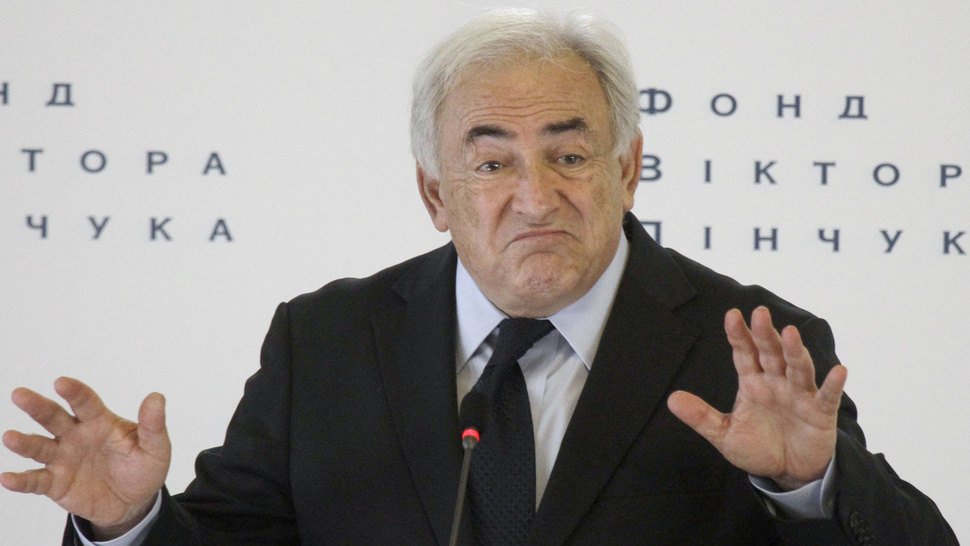 Dominique Strauss-Kahn Is Trying to Rebrand Himself As a Libertine, Not a Rapist