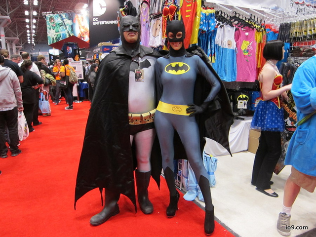 New York Comic-Con Cosplay Comics!
