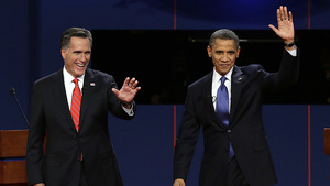 Leaked Debate Agreement Shows Both Obama and Romney are Sniveling Cowards