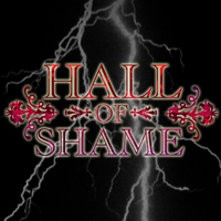 Hall of Shame, Part III: The Leading Offenders