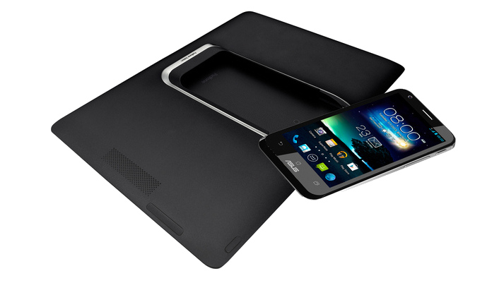 Click here to read The New Padfone Lets It All Hang Out