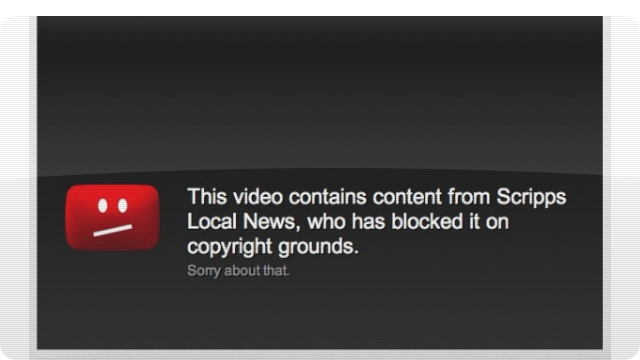 Click here to read One DMCA Notice Took Down 1.45 Million Education Blogs