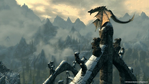 New Skyrim Patch Suggests That DLC Will Bring The Game Back To Morrowind