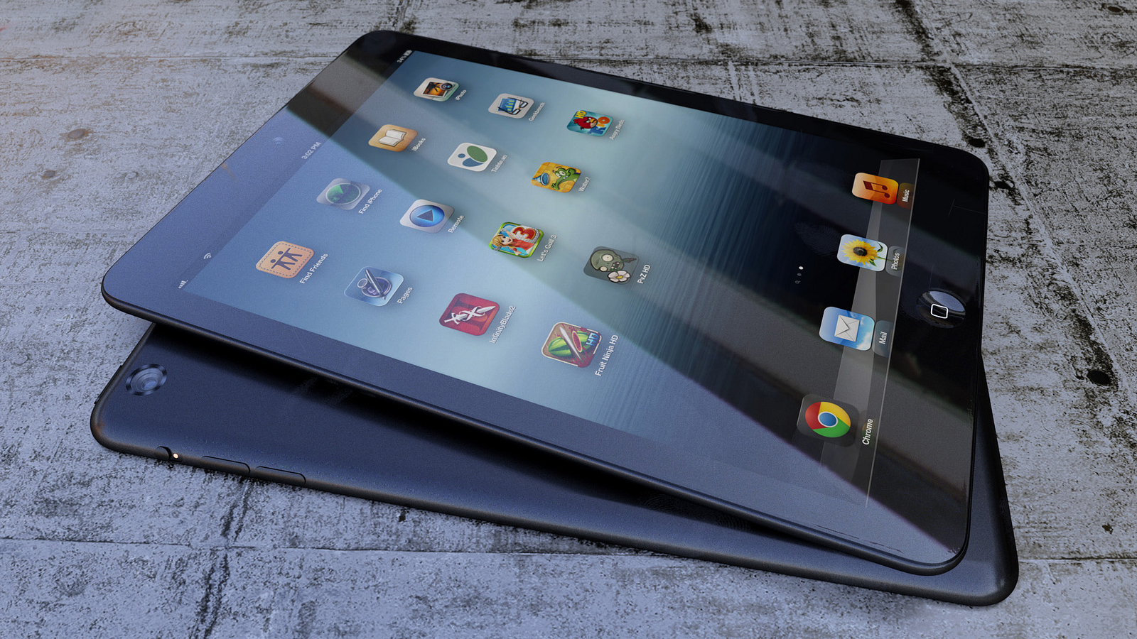 Click here to read 12 New iPad Minis Plus Updated iMacs Allegedly Coming Out Next Week