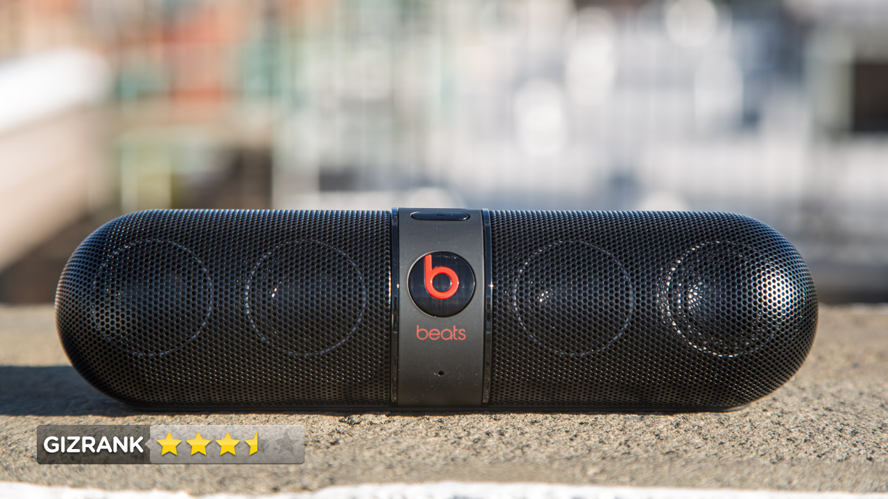 Beats Pill Review Can Dr Dre Deliver The Cure For Common Speaker Bluetooth Portable