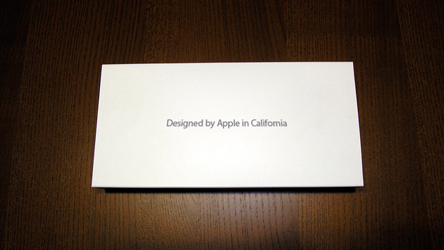 Click here to read The Real Meaning and Future of Apple's Mantra: Designed in California