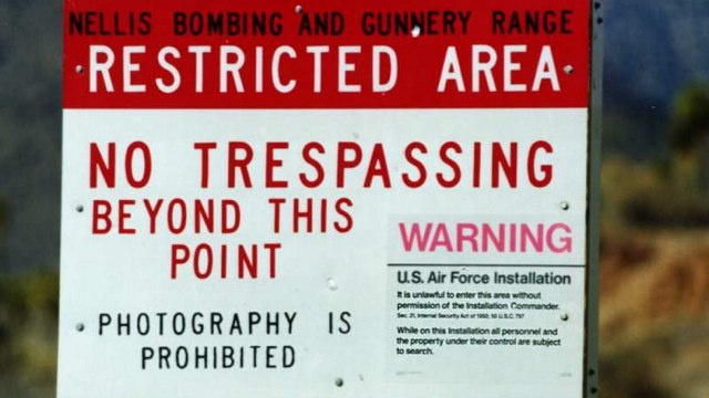 BBC film crew breaks into Area 51, gets held at gunpoint