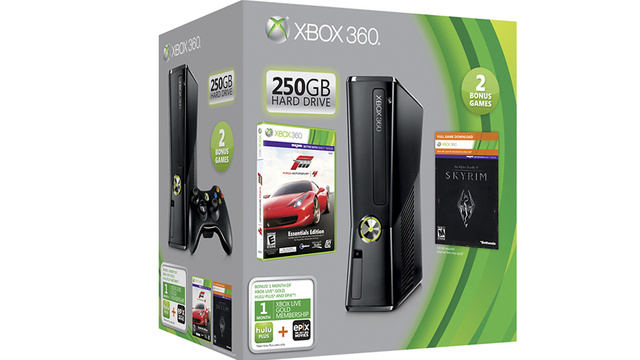 Xbox 360 Gets a $50 Price Cut And a Bunch of New Bundles for the Holidays
