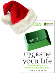 Win a Signed Copy of Upgrade Your Life with Your Top Timesaver of 2008