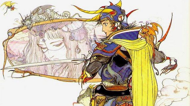 The Artist Behind Final Fantasy Just Wants To Draw Cute Girls