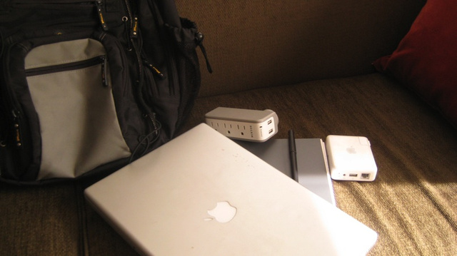 Lifehacker Laptop Bags: Adam Pash Edition